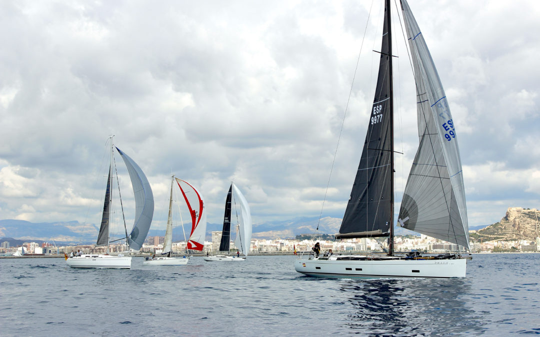Nacho Campos se hace con la victoria del 2 Islas a 2 a bordo del Alioth