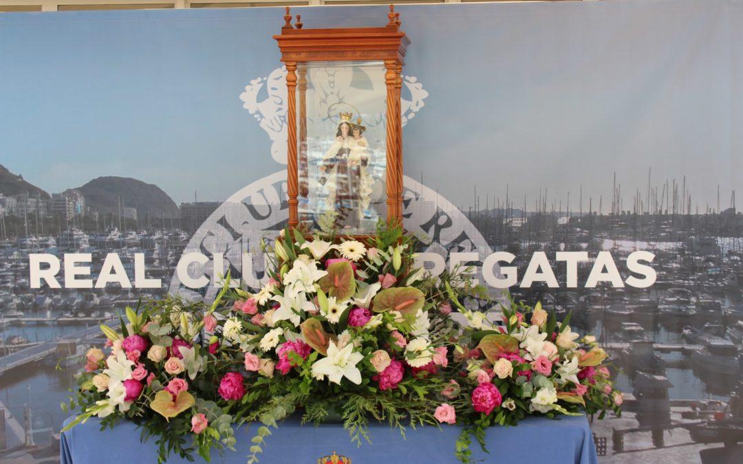 Comunicado Oficial / Suspendidos los actos sociales previstos para el día de la Virgen del Carmen a causa de las nuevas restricciones decretadas