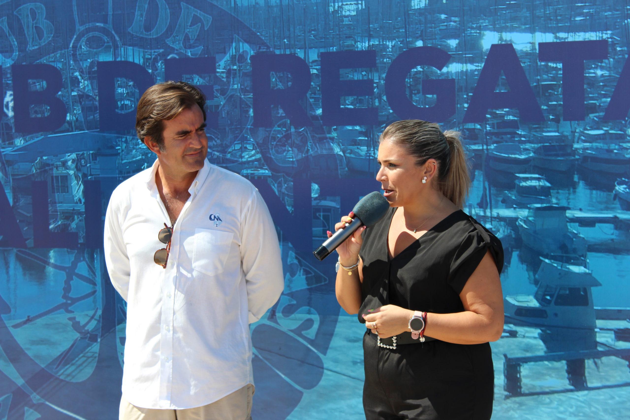 Mari Carmen Sánchez, vicealcaldesa de Alicante   RCRA