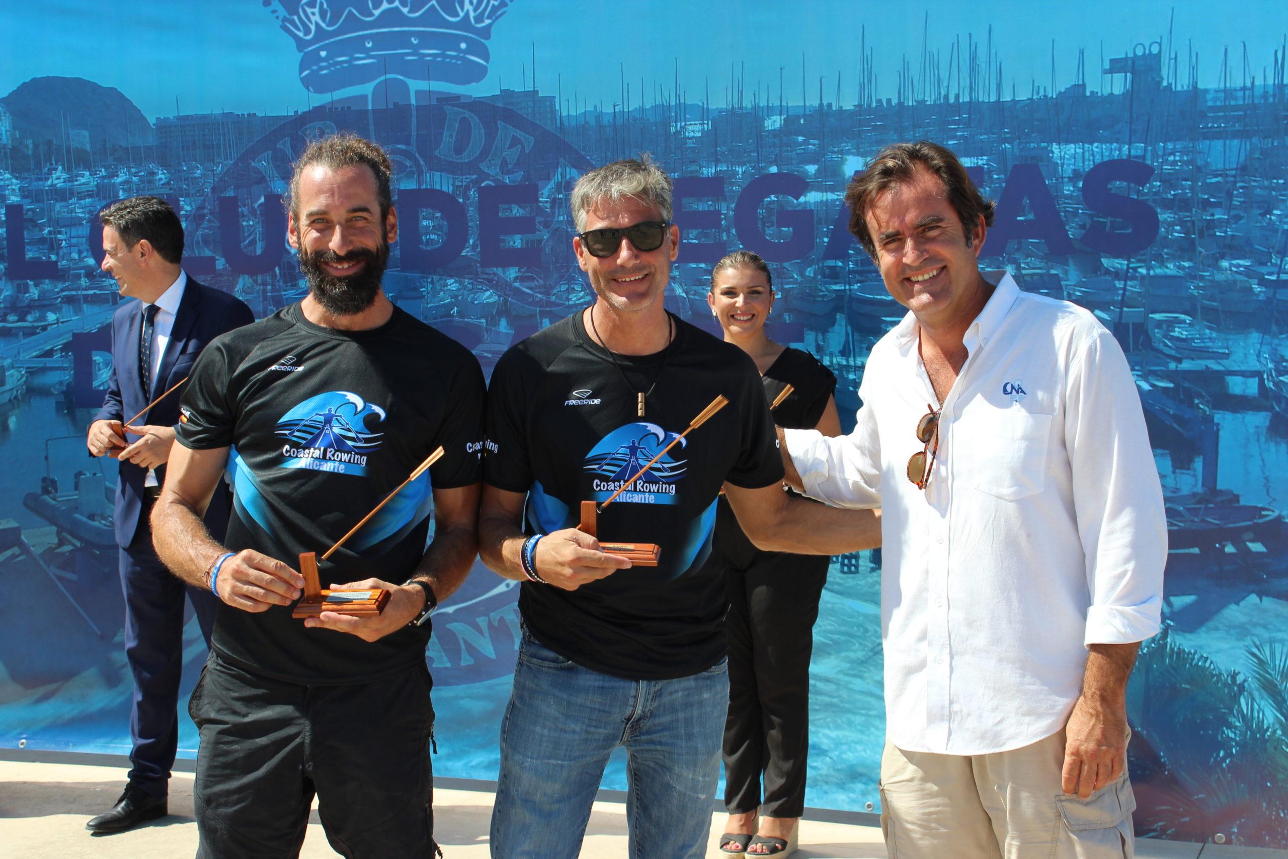 Fernando y Javier, creadores del desafío   RCRA