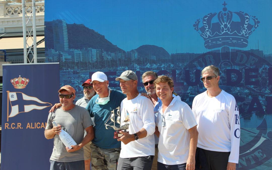 El Dax y el Air Du Nord vencen la III Alicante Royal Cup