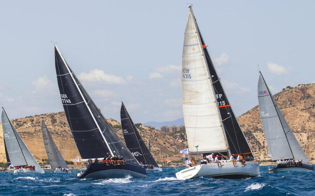 El Real Club de Regatas acoge la Alicante Royal Cup que organiza junto a la Liga Naval Española
